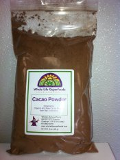 Cacao Powder (Organic, Raw) 1 lb.