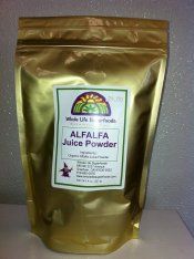 Alfalfa Juice Powder (Organic) 8 oz.