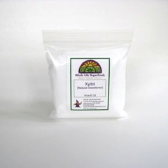 Xyitol - Low Glycemic Sweetener 1 lb.